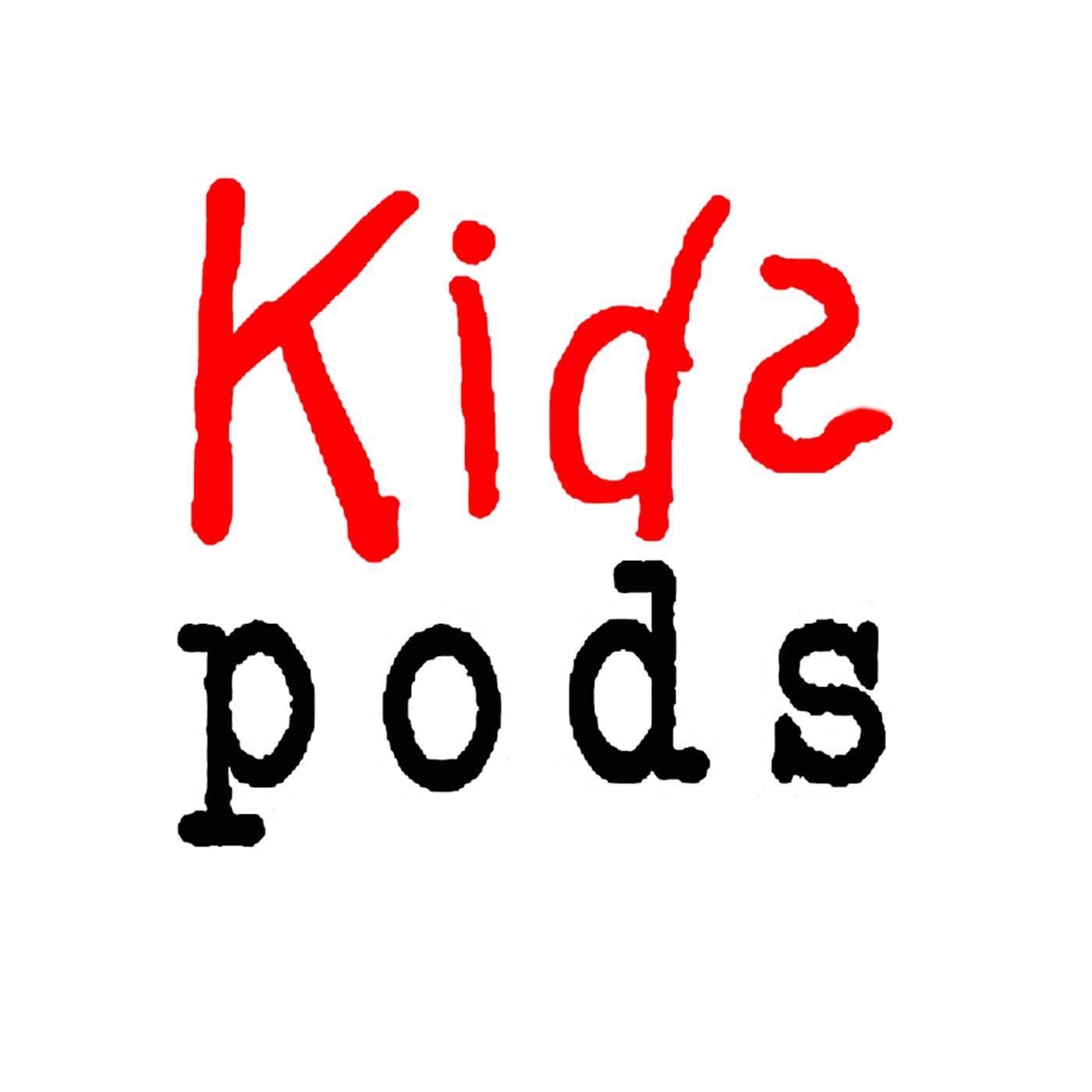 Kidspods - der Podcast für Kinder